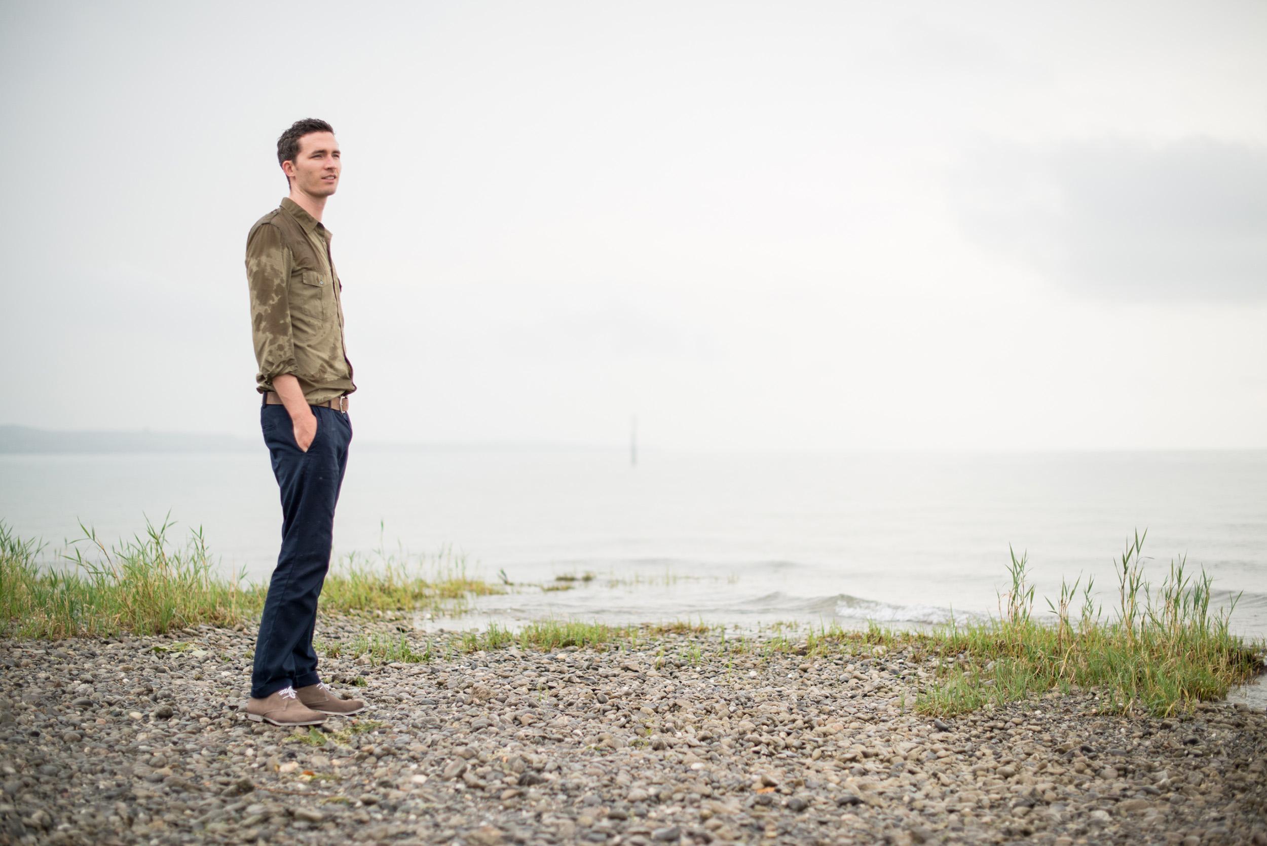 Fotograf Konstanz - DSC 1408 kl - Portrait Shooting mit Carsten am Hörnle bei Konstanz  - 19 -