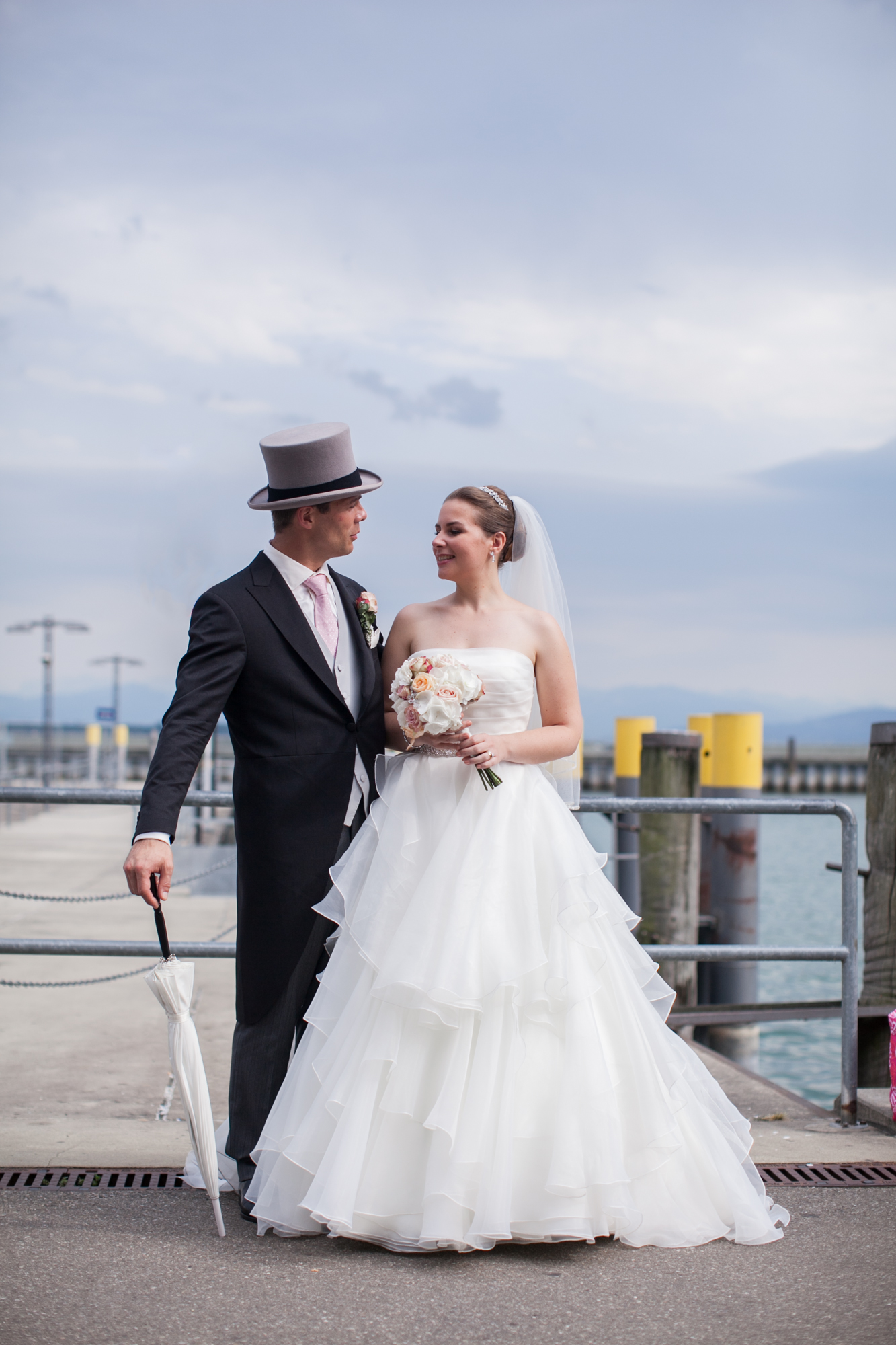 Fotograf Konstanz - Hochzeit Raphaela Phillip 064 - Wedding Story from Raphaela and Phillip at Lake of Constance  - 126 -