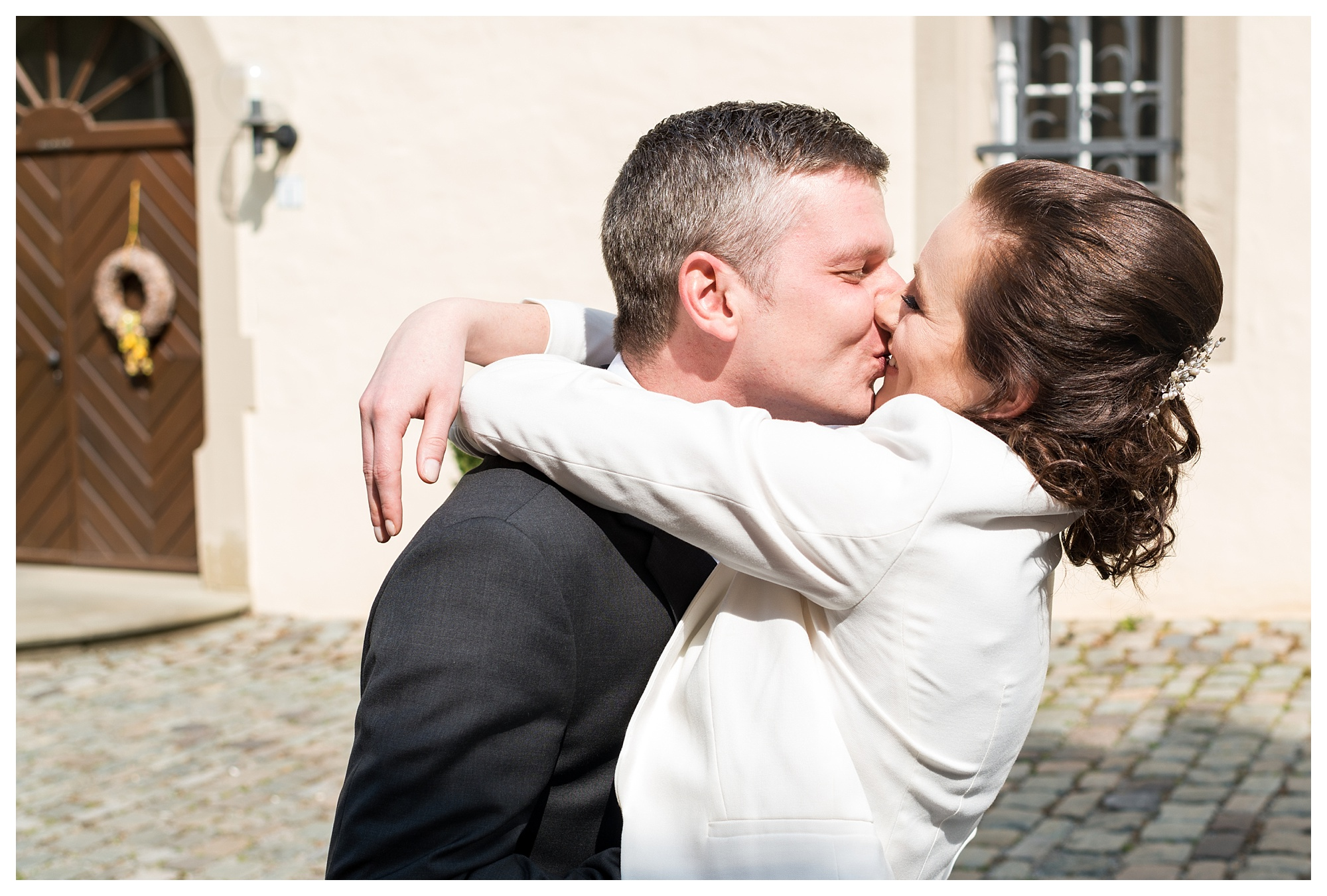 Fotograf Konstanz - Hochzeitsreportage Bettina Martin Heilbronn Elmar Feuerbacher Photography 13 - Wedding Story in Schöntal close to Heilbronn  - 83 -