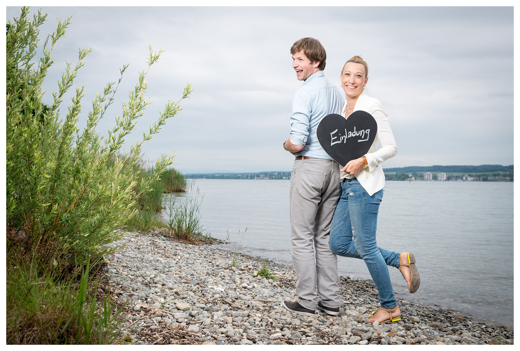 Fotograf Konstanz - Couple Shooting at Lake of Constance  - 11 -