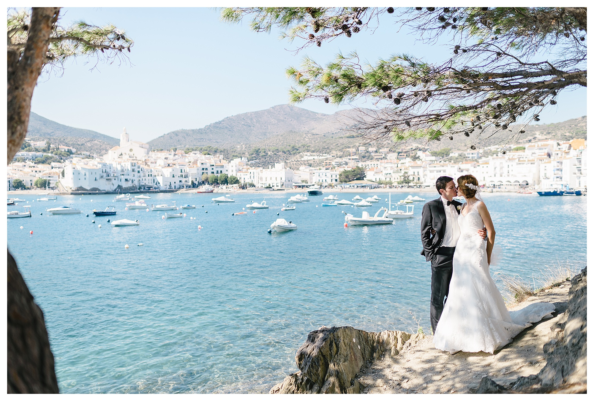 Lovely Wedding With Anna Marc In Cadaqués Spain