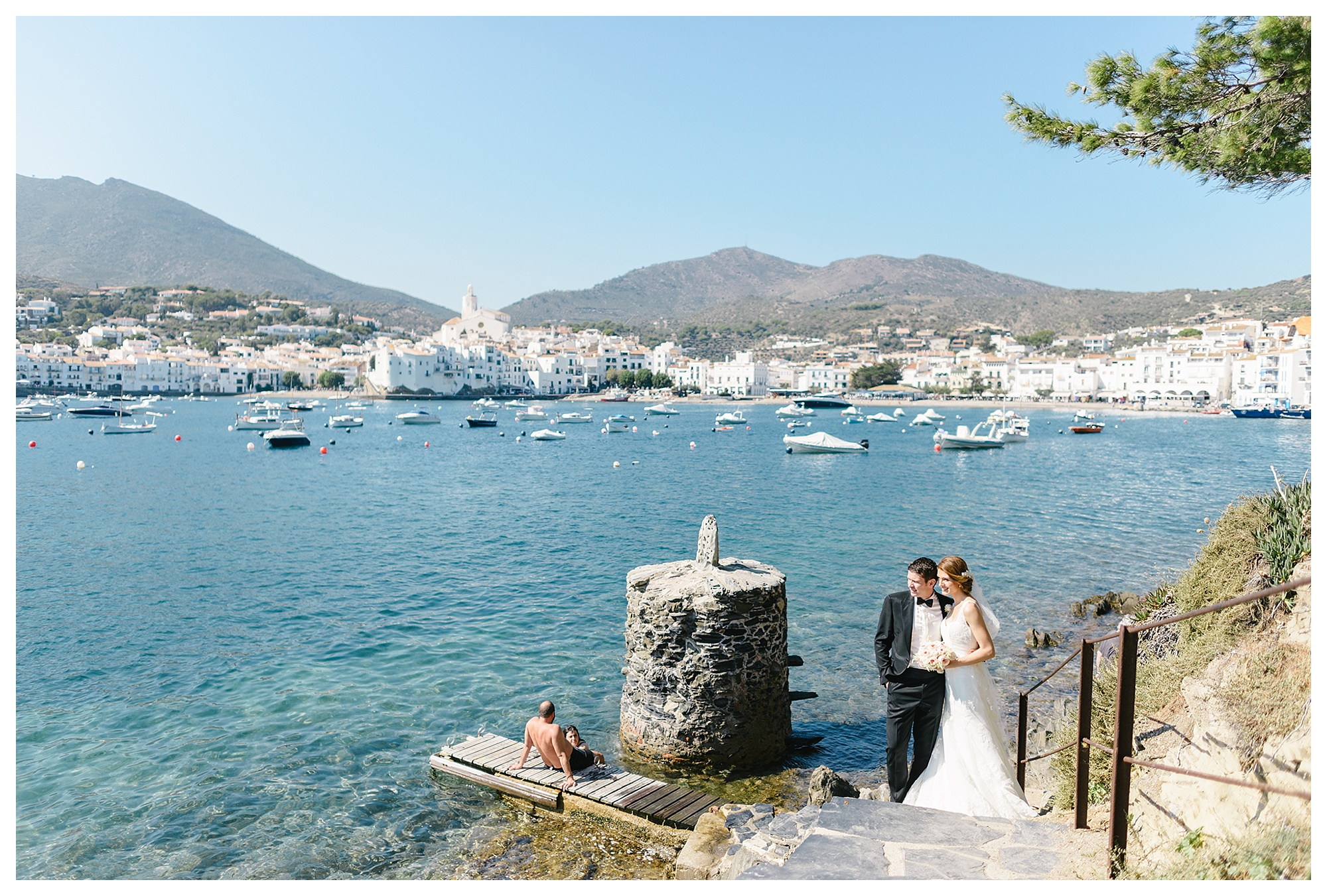 Fotograf Konstanz - Wedding Spain Cadaques Elmar Feuerbacher Photography 28 - Als Destination Wedding Fotograf in Cadaqués, Spanien  - 28 -