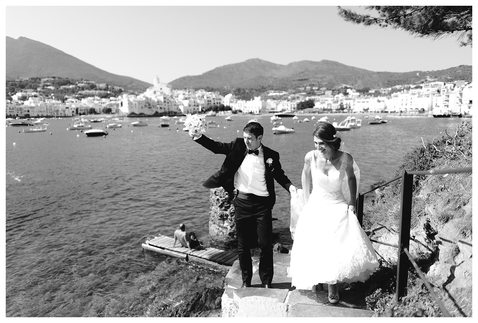 Fotograf Konstanz - Wedding Spain Cadaques Elmar Feuerbacher Photography 29 - Als Destination Wedding Fotograf in Cadaqués, Spanien  - 29 -
