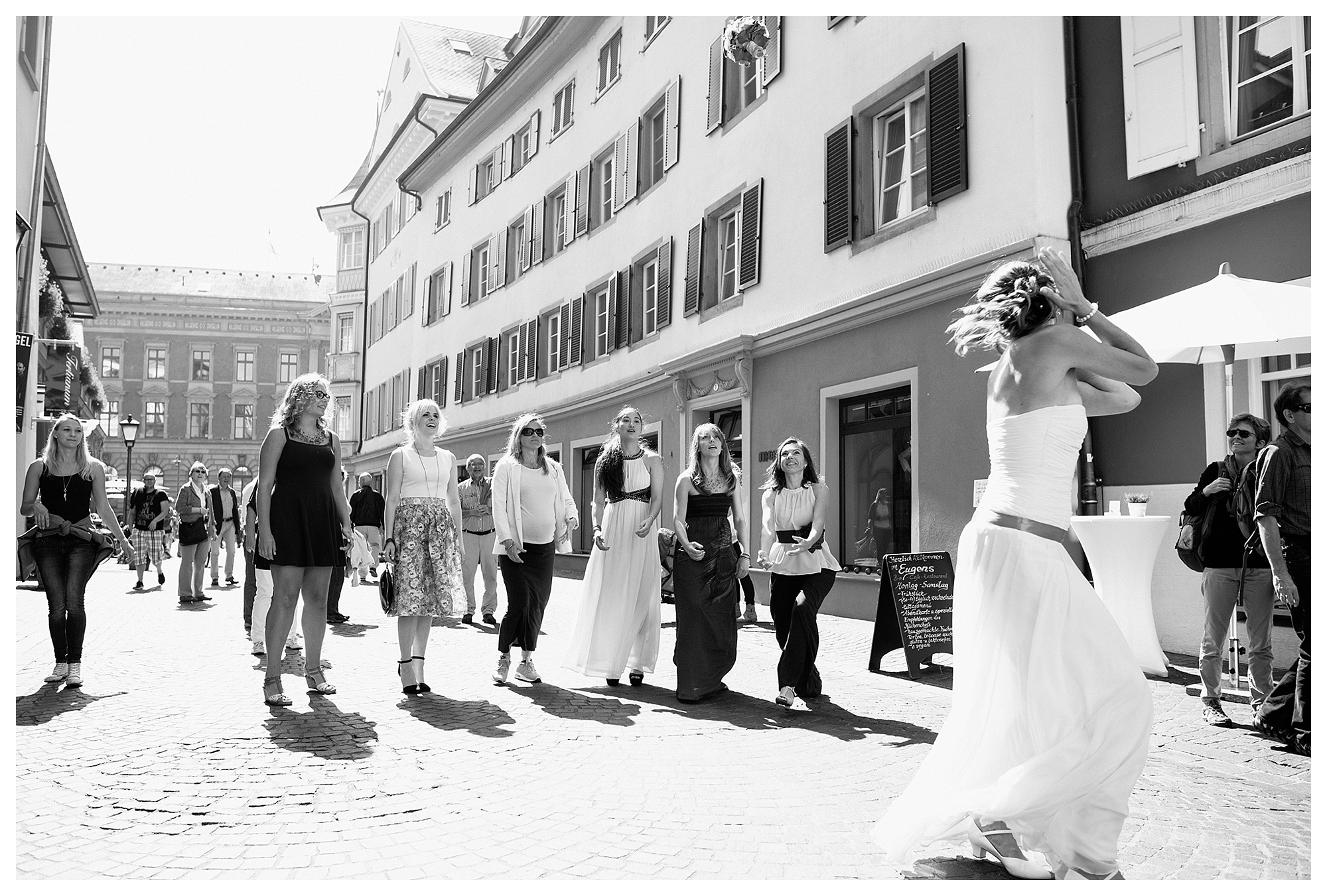 Fotograf Konstanz - Hochzeitsreportage Konstanz Raphael Nicole Elmar Feuerbacher Photography Hochzeit Portrait 33 - Wedding in Constance at Lake of Constance  - 53 -