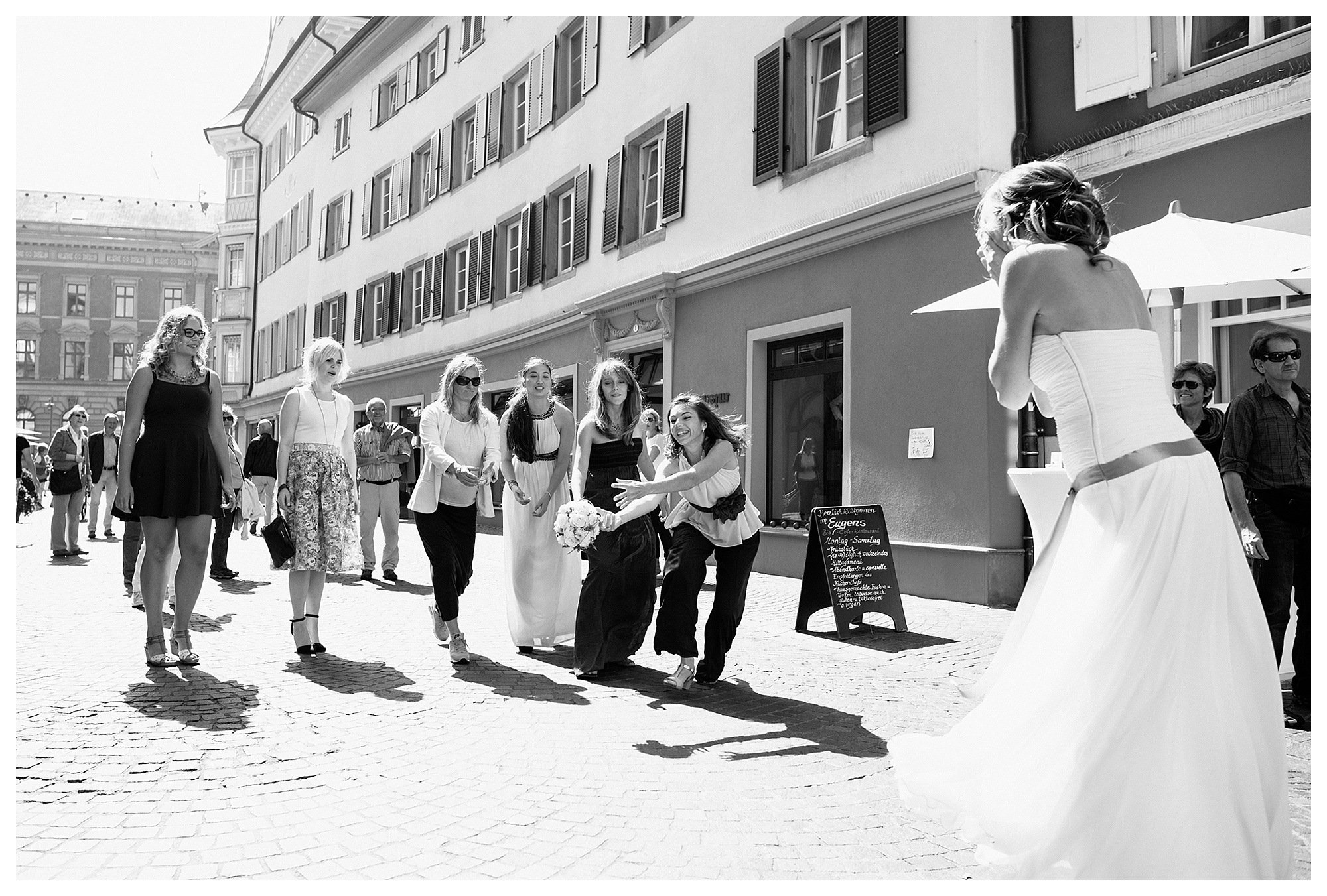 Fotograf Konstanz - Hochzeitsreportage Konstanz Raphael Nicole Elmar Feuerbacher Photography Hochzeit Portrait 34 - Wedding in Constance at Lake of Constance  - 54 -