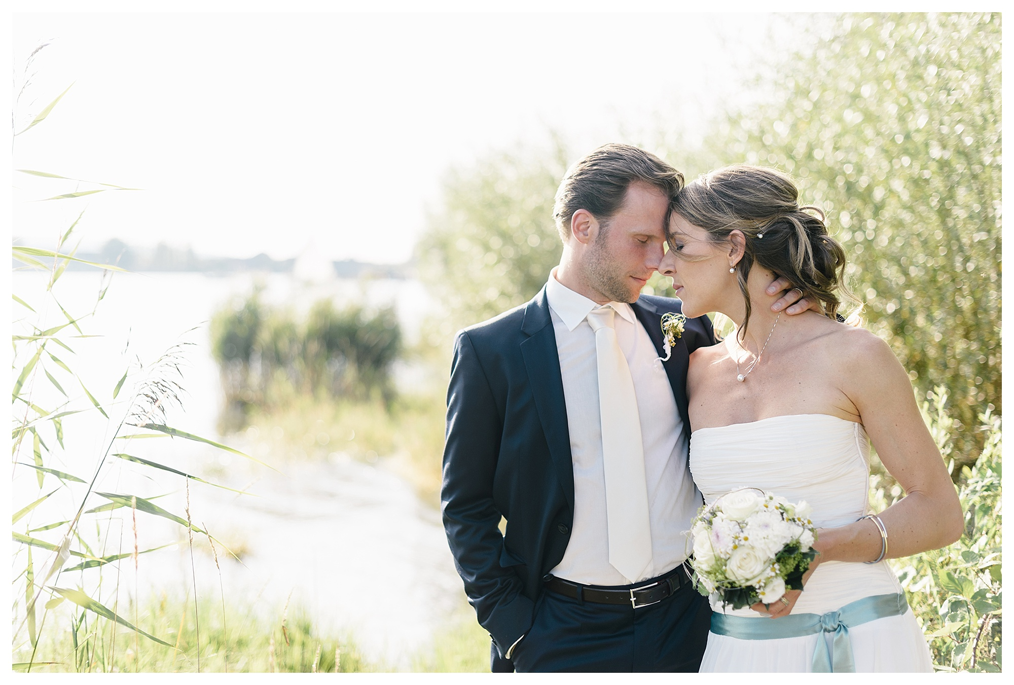 Fotograf Konstanz - Hochzeitsreportage Konstanz Raphael Nicole Elmar Feuerbacher Photography Hochzeit Portrait 39 - Wedding in Constance at Lake of Constance  - 62 -