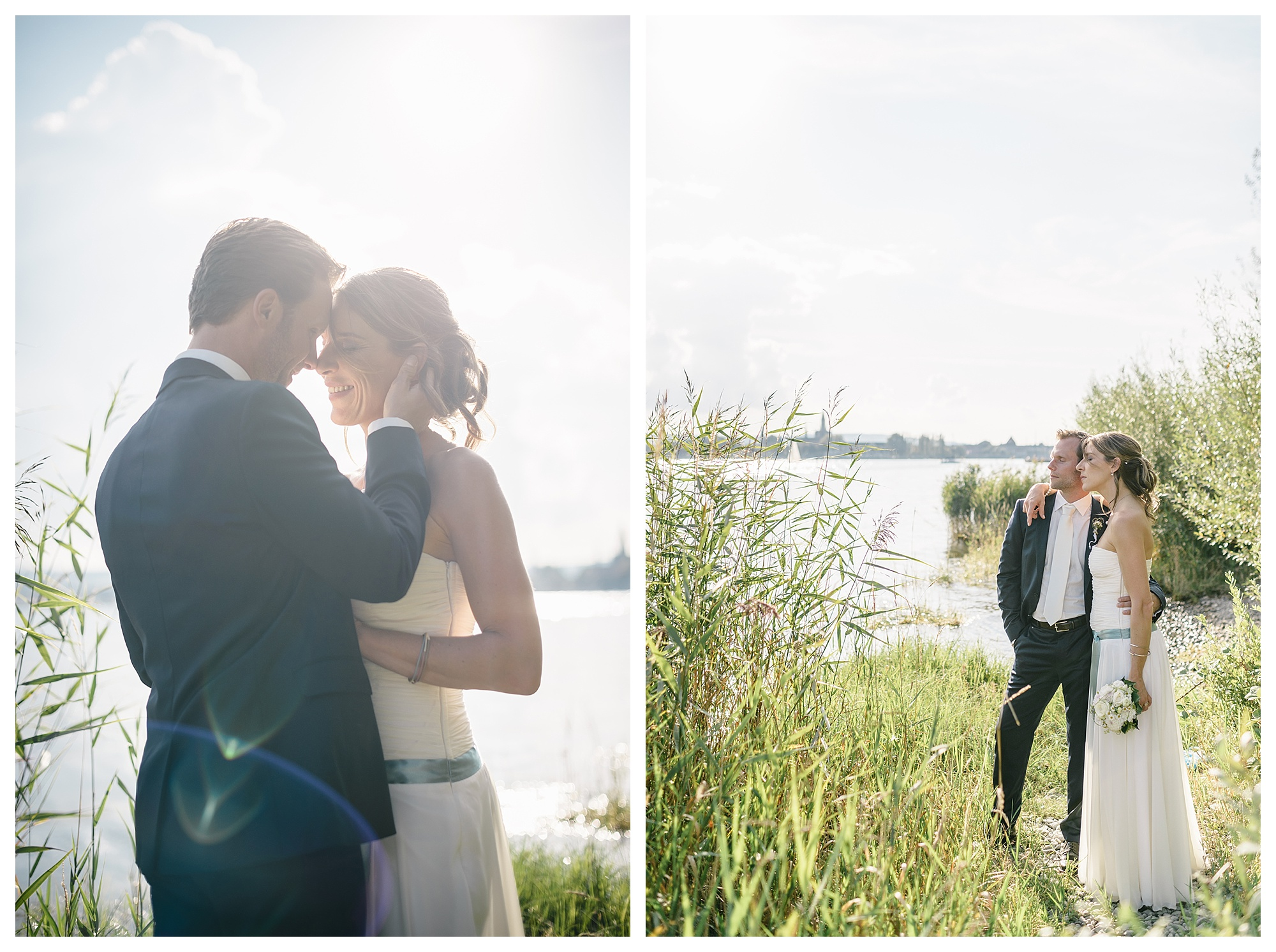 Fotograf Konstanz - Hochzeitsreportage Konstanz Raphael Nicole Elmar Feuerbacher Photography Hochzeit Portrait 41 - Wedding in Constance at Lake of Constance  - 37 -