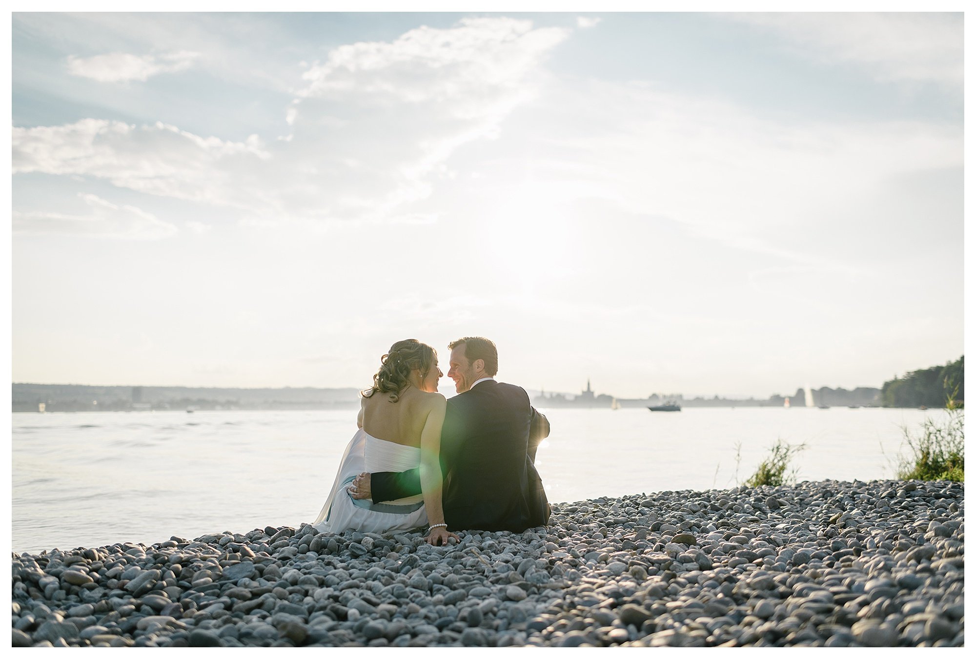 Fotograf Konstanz - Hochzeitsreportage Konstanz Raphael Nicole Elmar Feuerbacher Photography Hochzeit Portrait 51 - Wedding in Constance at Lake of Constance  - 70 -