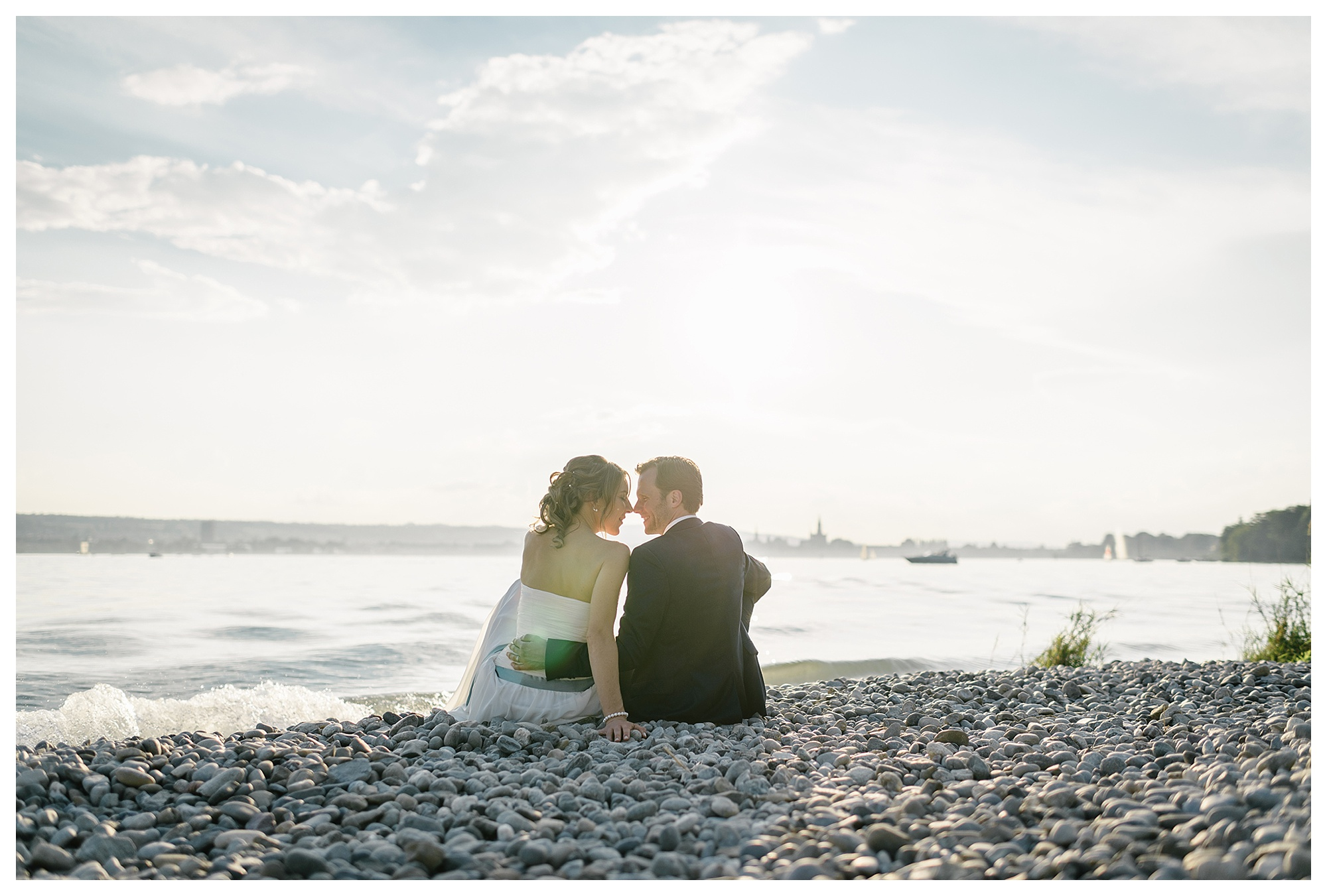 Fotograf Konstanz - Hochzeitsreportage Konstanz Raphael Nicole Elmar Feuerbacher Photography Hochzeit Portrait 52 - Wedding in Constance at Lake of Constance  - 38 -