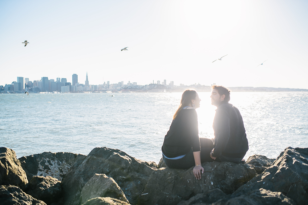 Fotograf Konstanz - Couple Shooting in San Francisco  - 10 -
