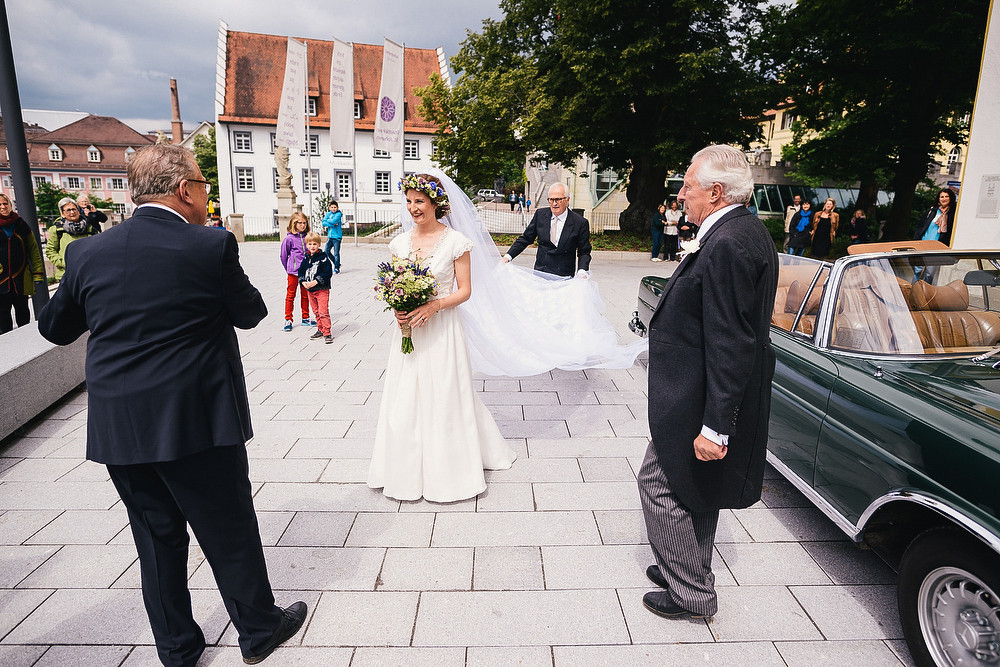 Fotograf Konstanz - Extraordinary wedding in Donaueschingen  - 43 -
