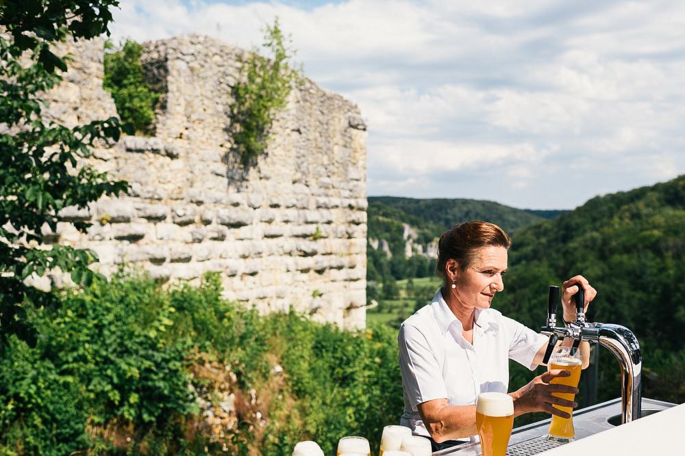 Fotograf Konstanz - Hochzeitsreportage auf dem Hofgut Maisenburg - Schwäbische Alb  - 51 -