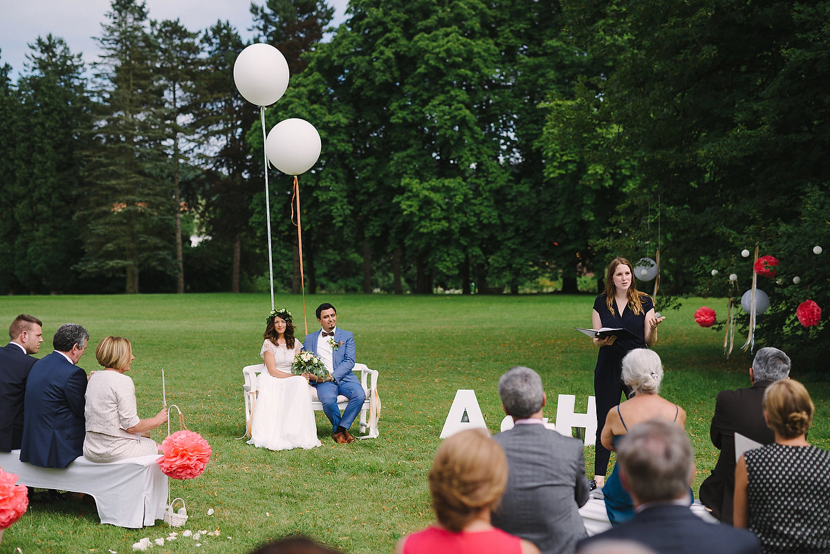 Fotograf Konstanz - Persian-german wedding on castle Saareck in Saarland  - 31 -