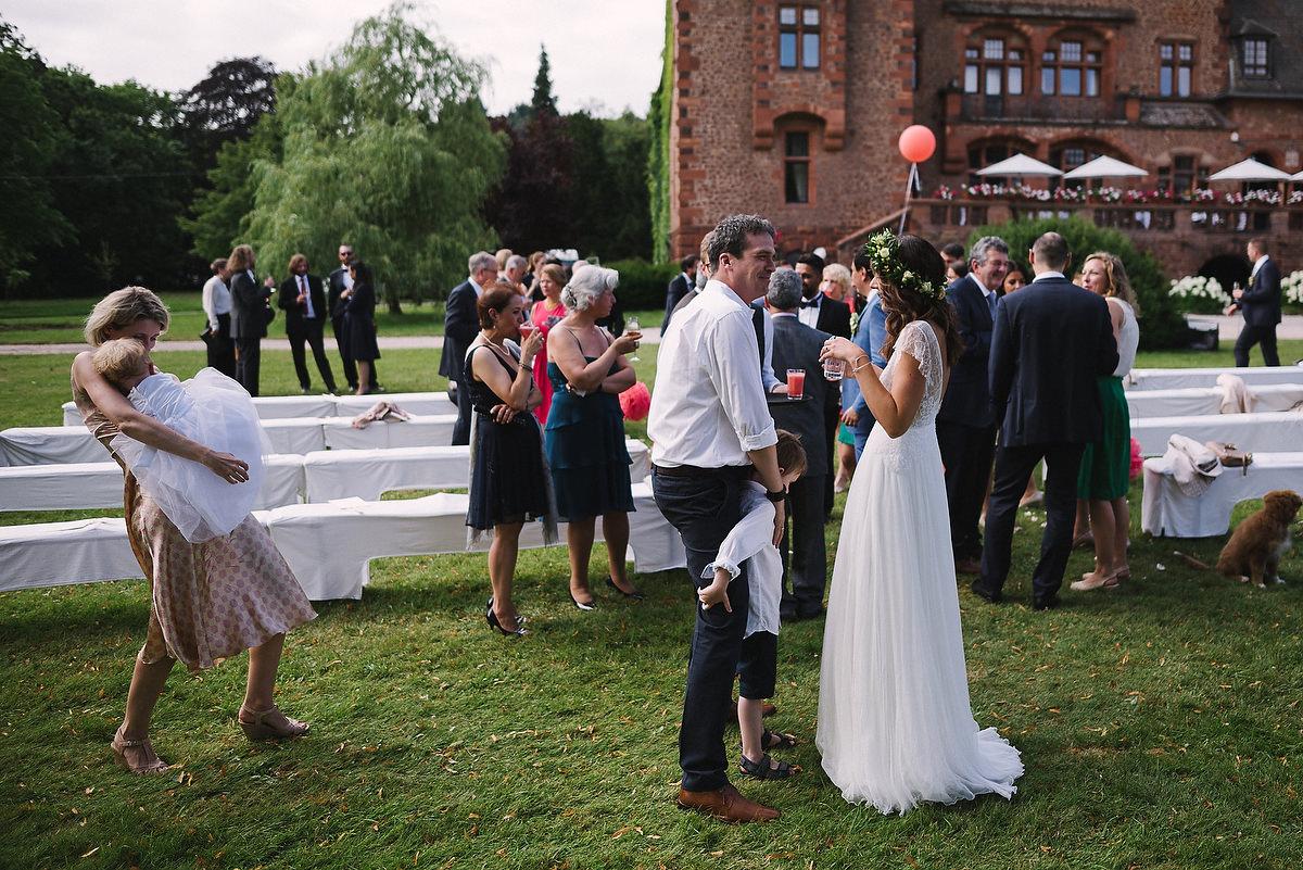 Fotograf Konstanz - Persian-german wedding on castle Saareck in Saarland  - 40 -