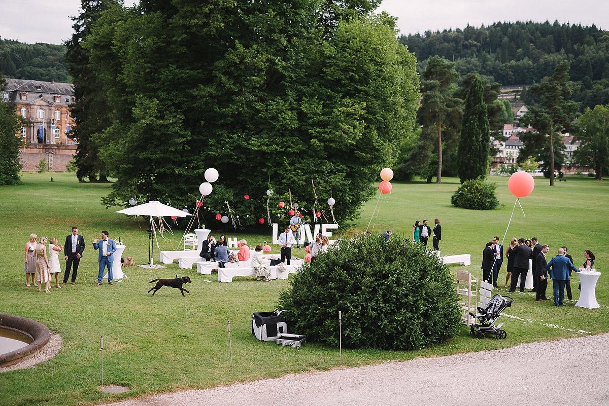 Fotograf Konstanz - Persian-german wedding on castle Saareck in Saarland  - 45 -