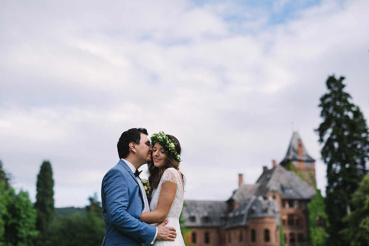 Fotograf Konstanz - Persian-german wedding on castle Saareck in Saarland  - 5 -