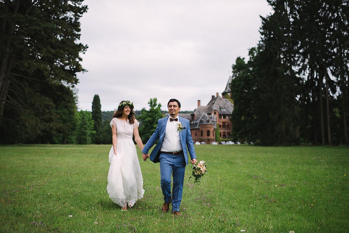 Fotograf Konstanz - Hochzeitsreportage Schloss Saareck Saarland Elmar Feuerbacher Photography 094 - Persian-german wedding on castle Saareck in Saarland  - 146 -