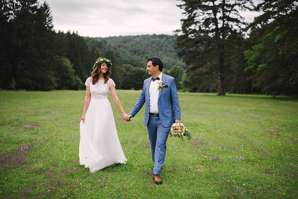 Fotograf Konstanz - Persian-german wedding on castle Saareck in Saarland  - 2 -