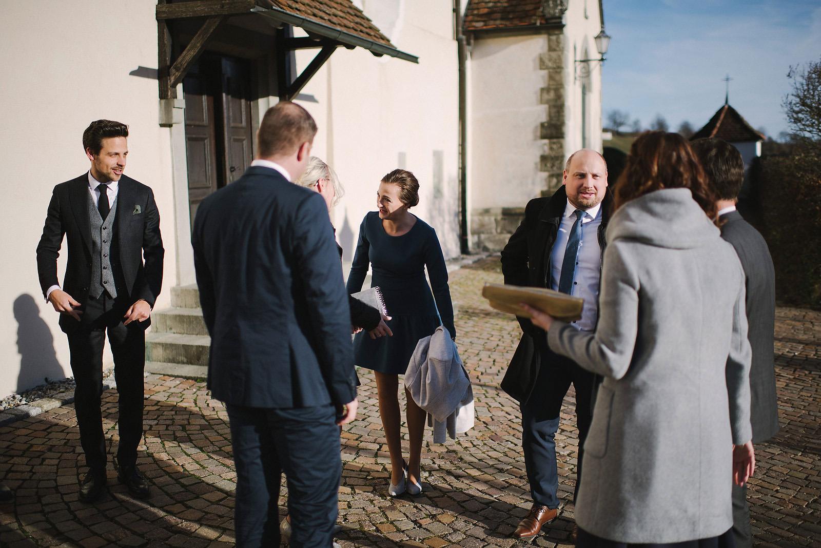 Fotograf Konstanz - Silvester Wedding in Hagnau / Friedrichshafen at Lake of Constance  - 2 -