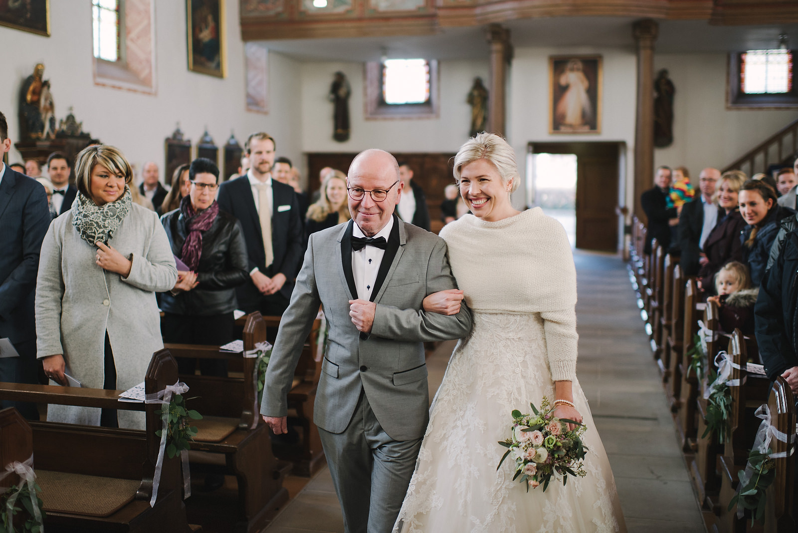 Fotograf Konstanz - Silvester Wedding in Hagnau / Friedrichshafen at Lake of Constance  - 8 -