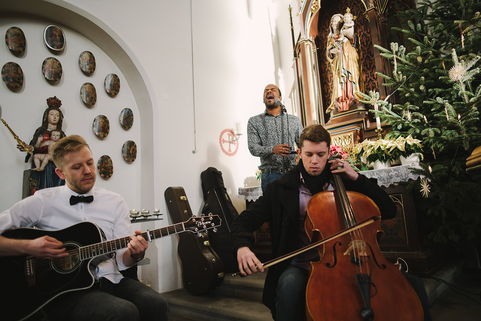 Fotograf Konstanz - Silvester Wedding in Hagnau / Friedrichshafen at Lake of Constance  - 13 -