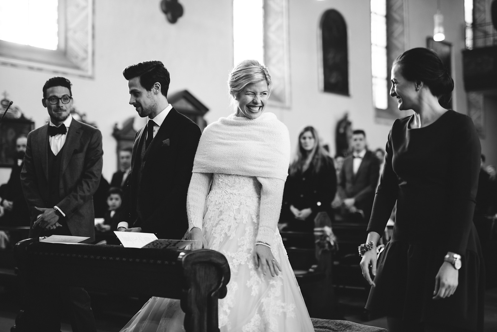Fotograf Konstanz - Silvester Wedding in Hagnau / Friedrichshafen at Lake of Constance  - 14 -