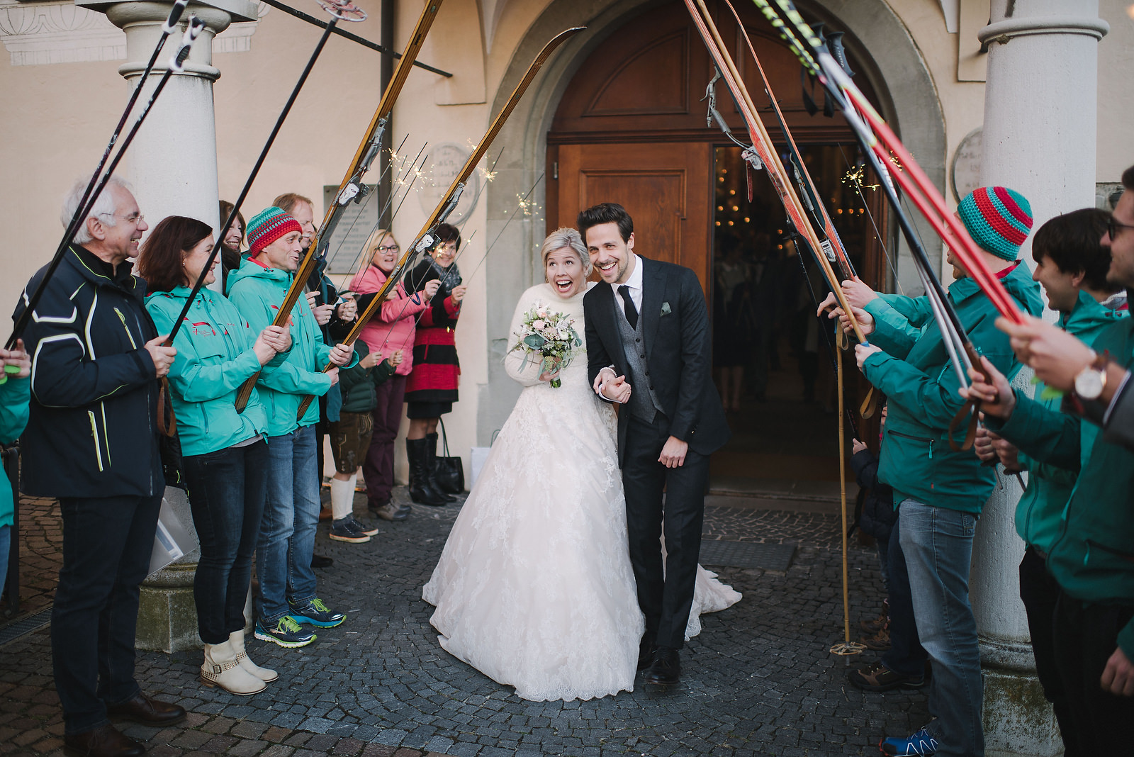 Fotograf Konstanz - Silvester Wedding in Hagnau / Friedrichshafen at Lake of Constance  - 22 -