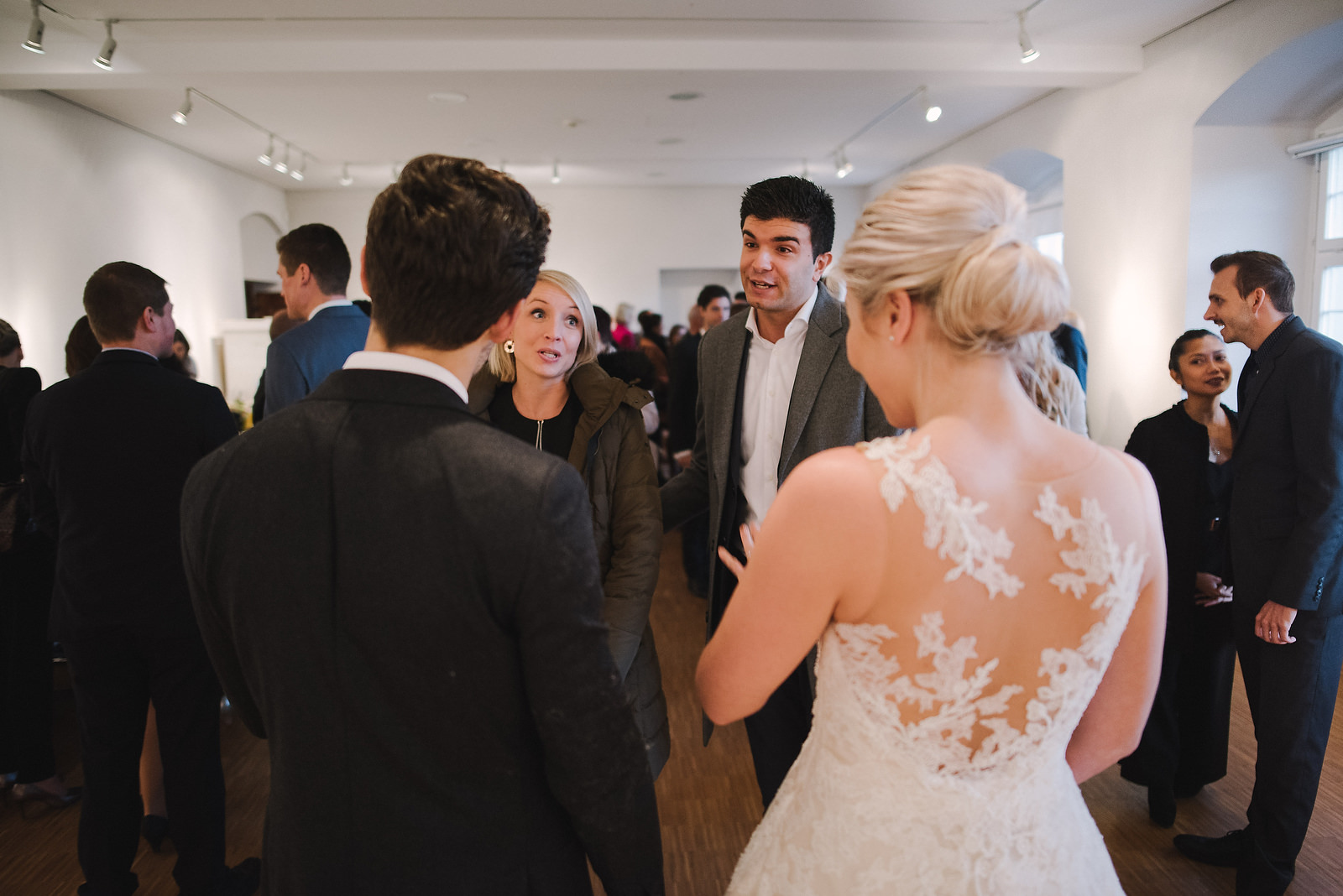 Fotograf Konstanz - Silvester Wedding in Hagnau / Friedrichshafen at Lake of Constance  - 27 -