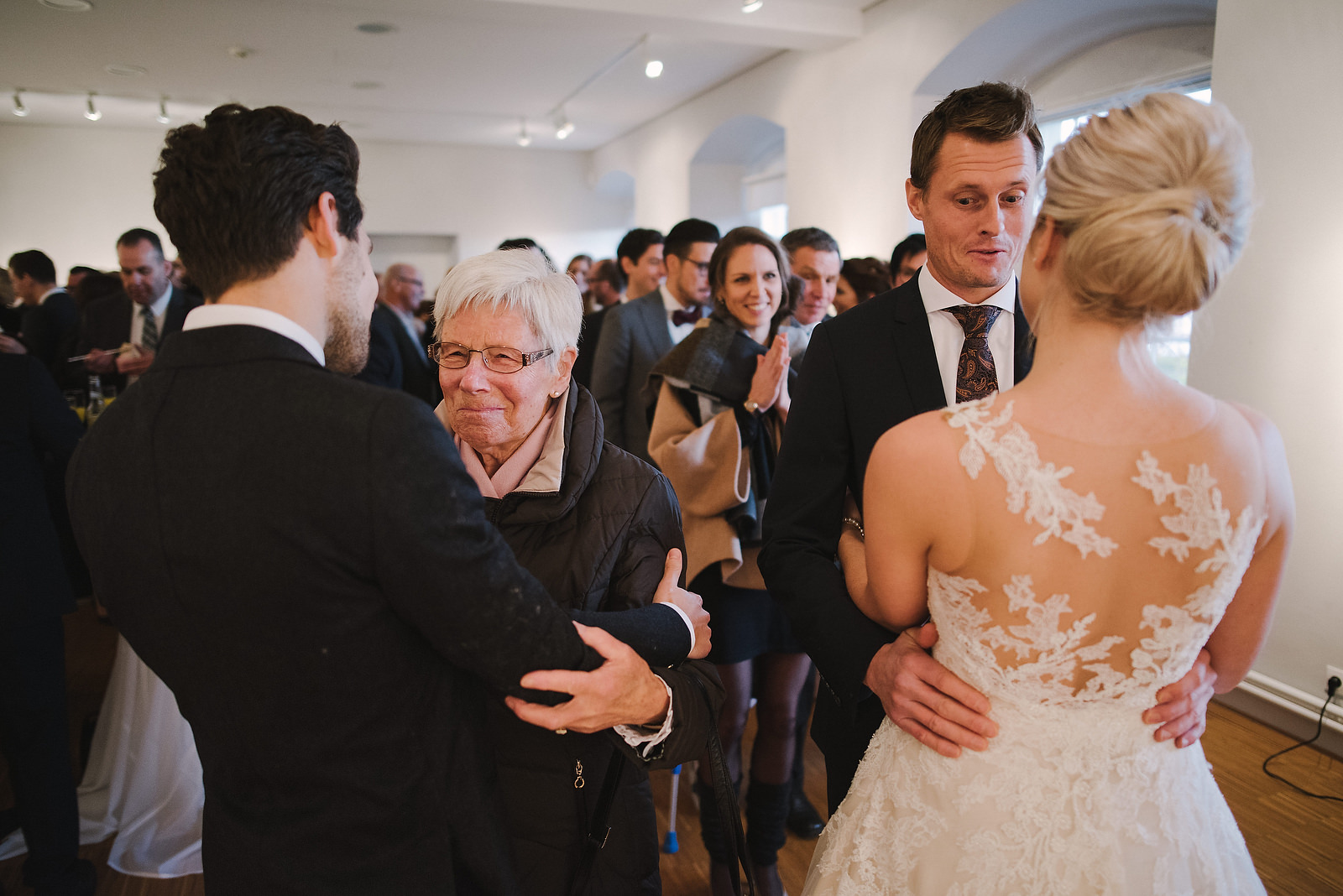 Fotograf Konstanz - Silvester Wedding in Hagnau / Friedrichshafen at Lake of Constance  - 28 -