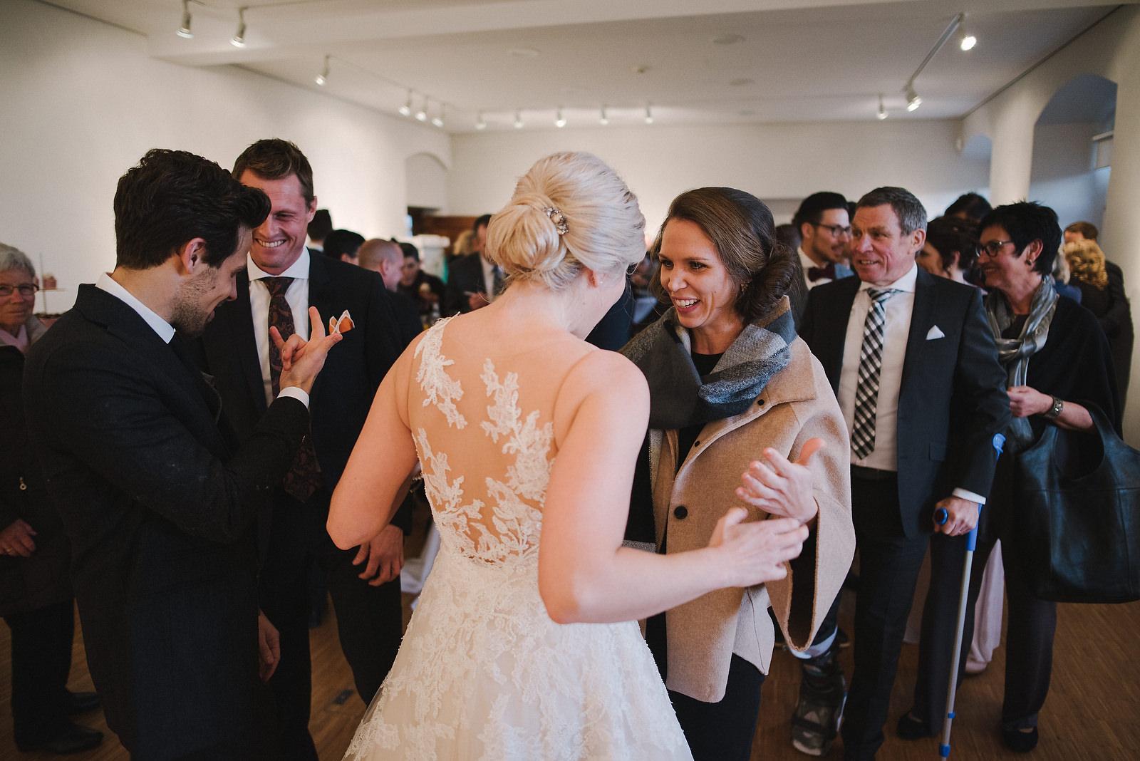 Fotograf Konstanz - Silvester Wedding in Hagnau / Friedrichshafen at Lake of Constance  - 30 -