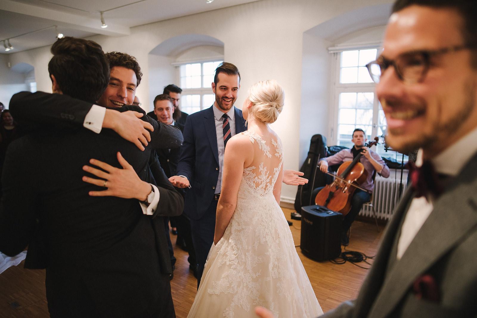 Fotograf Konstanz - Silvester Wedding in Hagnau / Friedrichshafen at Lake of Constance  - 29 -