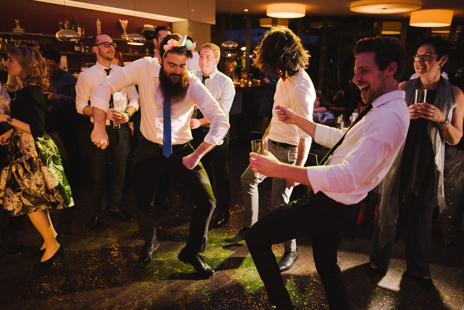 Fotograf Konstanz - Silvester Wedding in Hagnau / Friedrichshafen at Lake of Constance  - 60 -