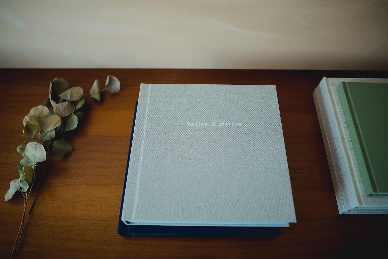 Fotograf Konstanz - Fine Art Hochzeitsalbum Album Fotoalbum EFP 17 - Wedding Albums  - 41 -