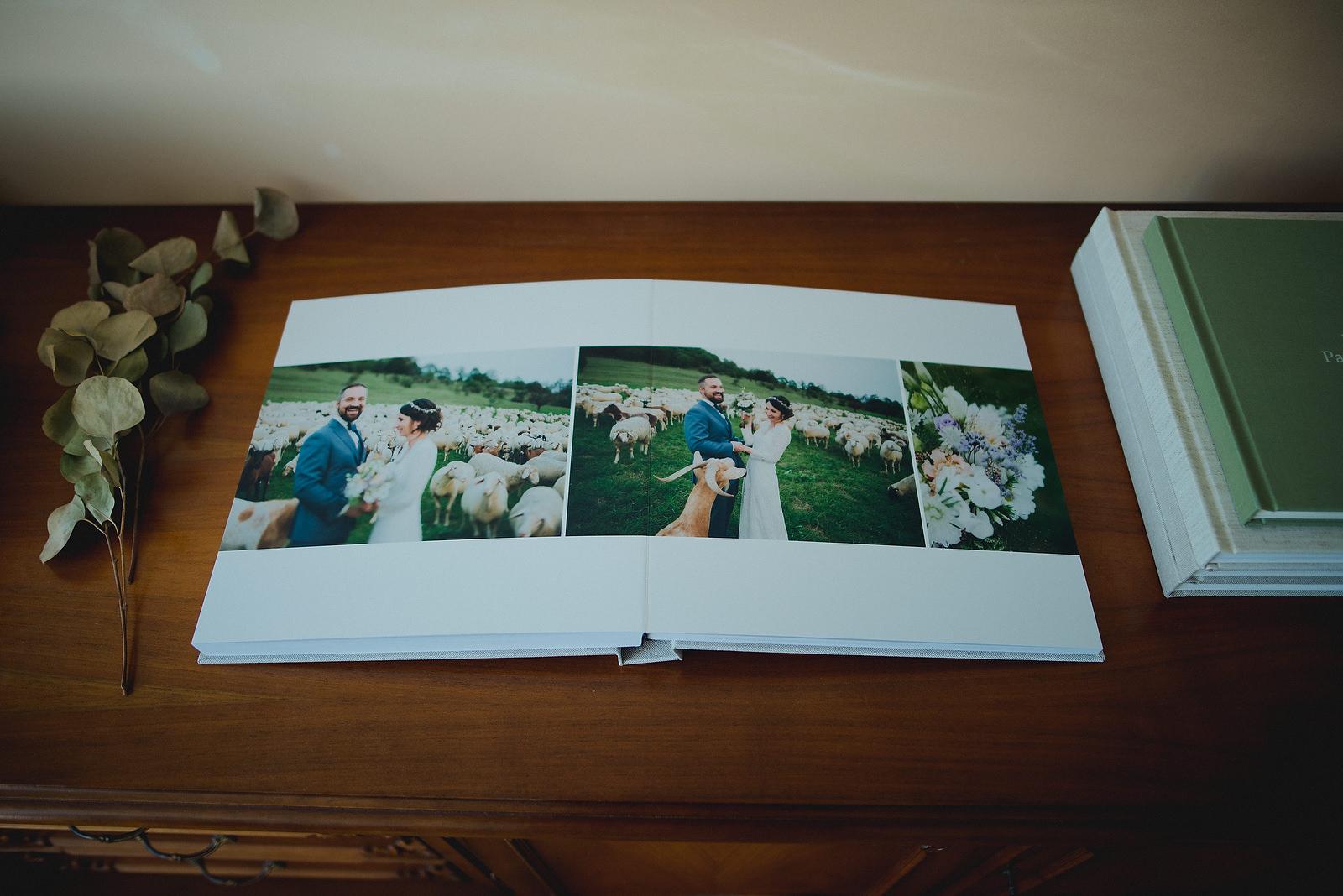 Fotograf Konstanz - Fine Art Hochzeitsalbum Album Fotoalbum EFP 19 - Wedding Albums  - 43 -