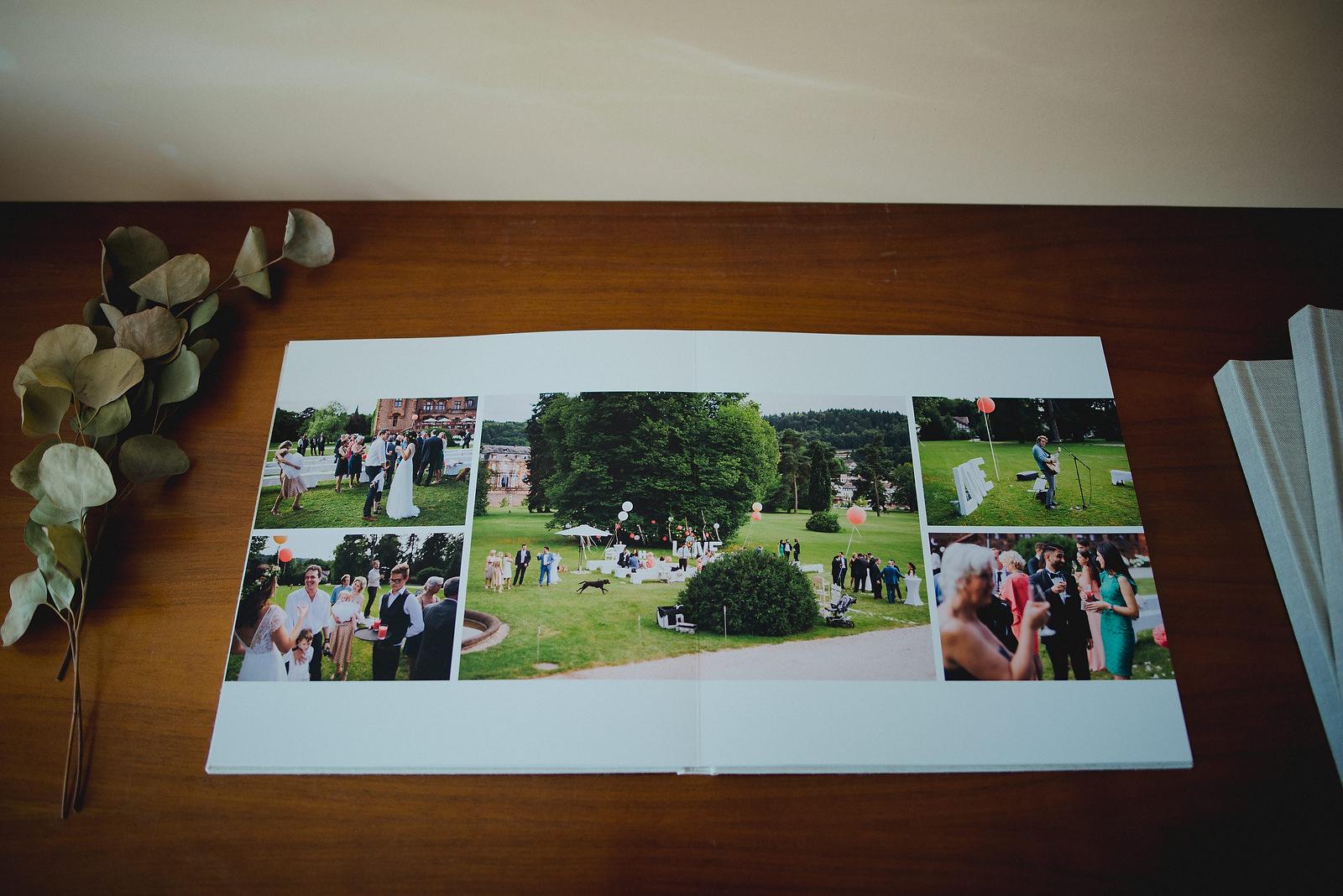 Fotograf Konstanz - Fine Art Hochzeitsalbum Album Fotoalbum EFP 3 - Wedding Albums  - 26 -