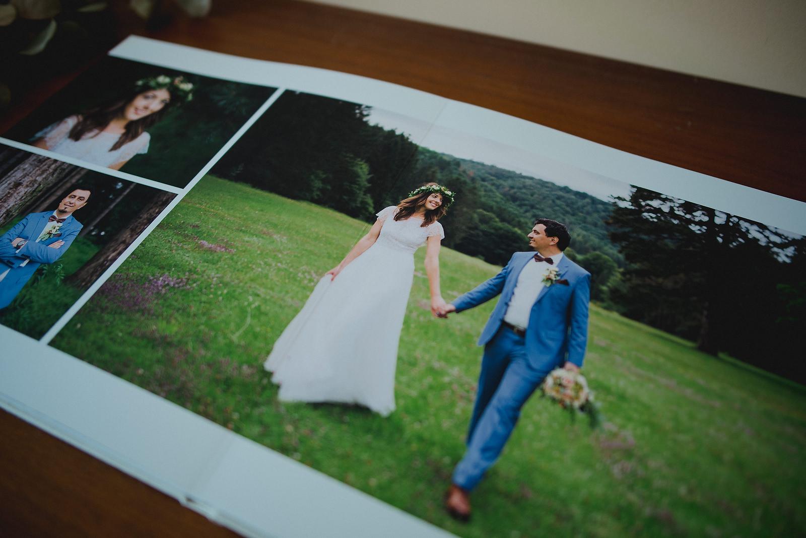 Fotograf Konstanz - Fine Art Hochzeitsalbum Album Fotoalbum EFP 4 - Wedding Albums  - 27 -