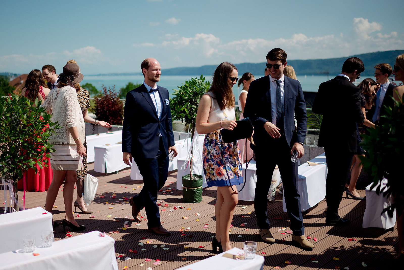 Fotograf Konstanz - Hochzeitsfotograf Bodensee Zollhaus Ludwigshafen Hochzeit Konstanz EFP 037 - Hochzeitsreportage im Zollhaus in Bodman-Ludwigshafen, Bodensee  - 169 -