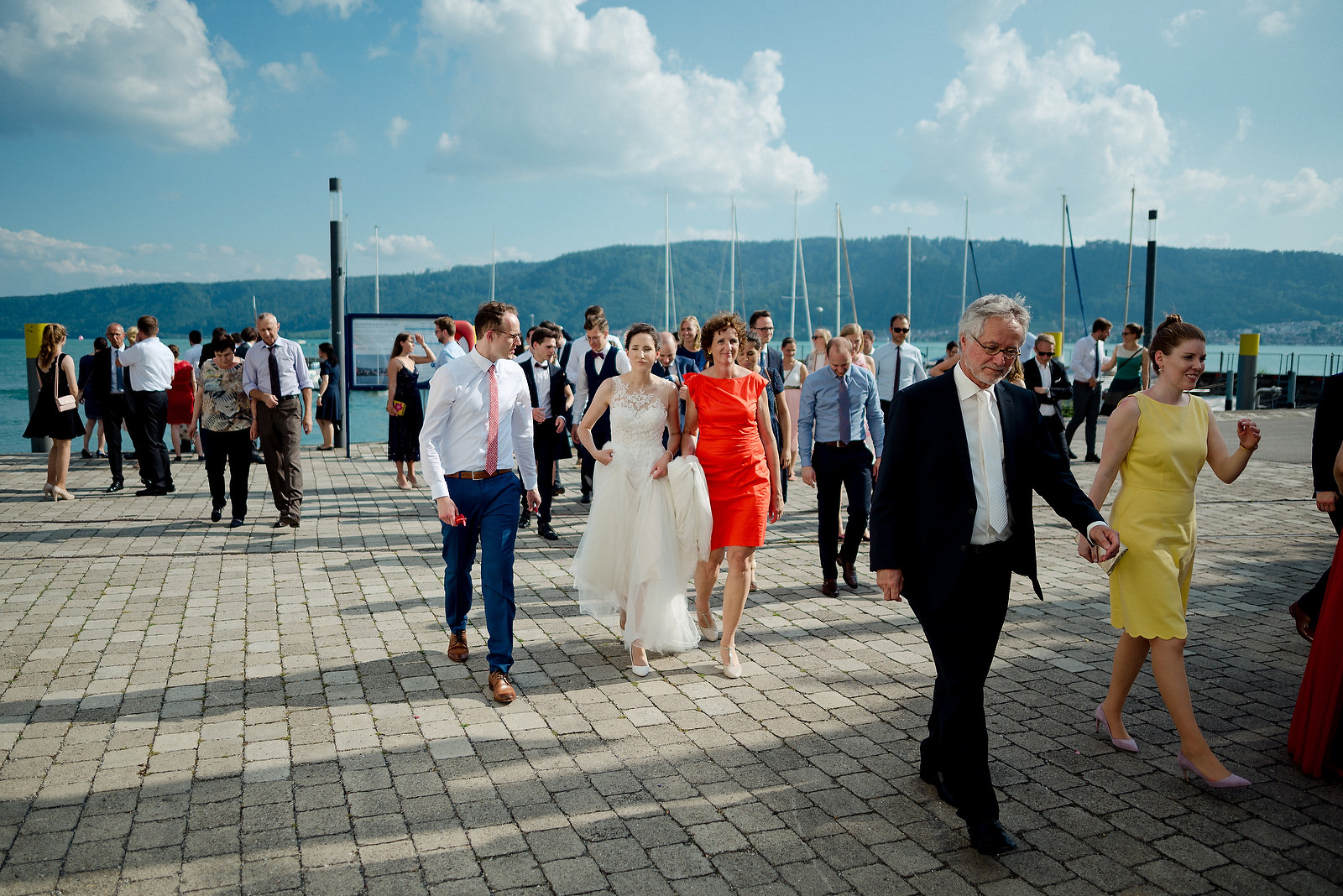 Fotograf Konstanz - Hochzeitsfotograf Bodensee Zollhaus Ludwigshafen Hochzeit Konstanz EFP 066 - Hochzeitsreportage im Zollhaus in Bodman-Ludwigshafen, Bodensee  - 188 -