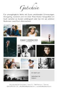 gift voucher photographer elmar feuerbacher Konstanz