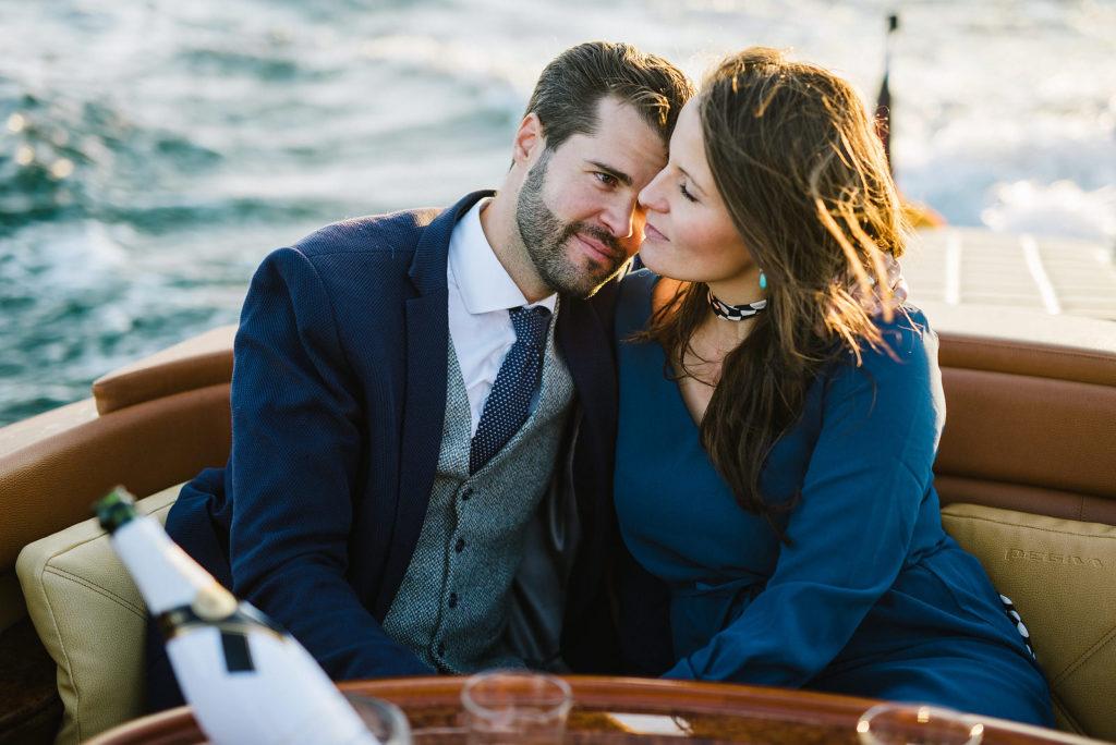Fotograf Konstanz - Classic Boat Pegiva Shooting Bodensee Hochzeit Erlebnis EFP 19 - Paar-Shooting auf dem Bodensee mit einem Pegiva Motorboot  - 1 -