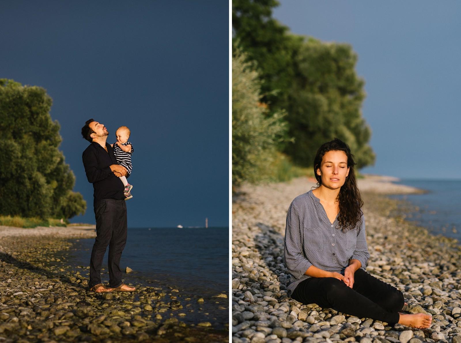 Fotograf Konstanz - Familienbilder Familien Musiker Baby Paar Shooting Konstanz EFP 15 - Familienbilder am Bodenseeufer bei Konstanz  - 38 -