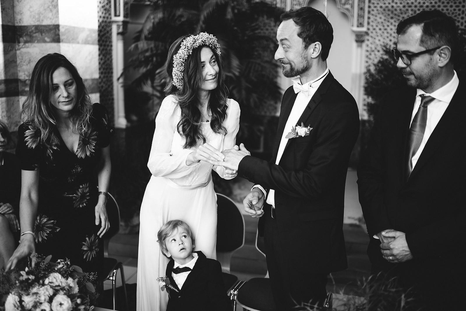 Fotograf Konstanz - Hochzeitsfotograf Stuttgart Esslingen Hochzeit 15 - Wedding with moorish ambience in the Wilhelma in Stuttgart  - 15 -
