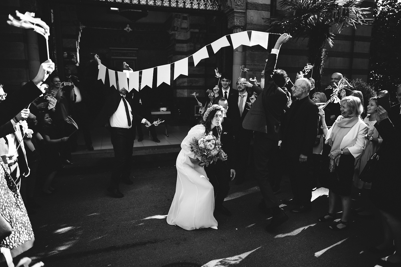 Fotograf Konstanz - Hochzeitsfotograf Stuttgart Esslingen Hochzeit 28 - Wedding with moorish ambience in the Wilhelma in Stuttgart  - 27 -