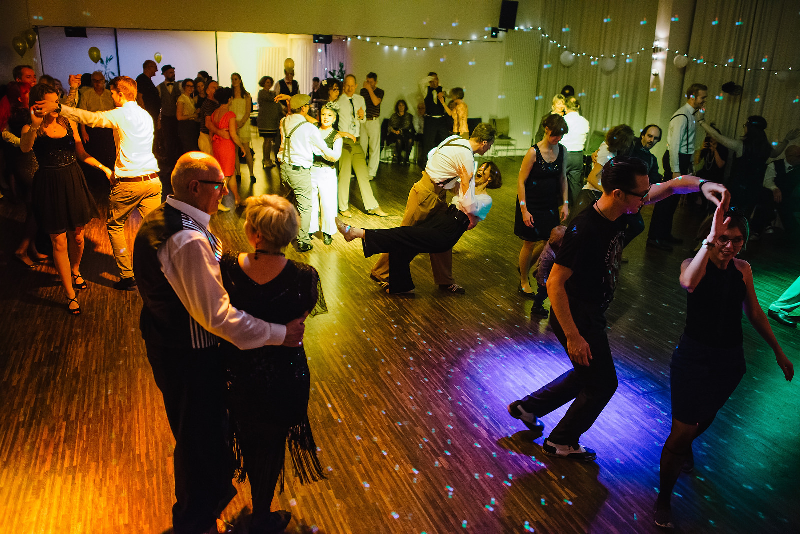 Fotograf Konstanz - Lindy-Hop Swing Silvester Party  - 2 -