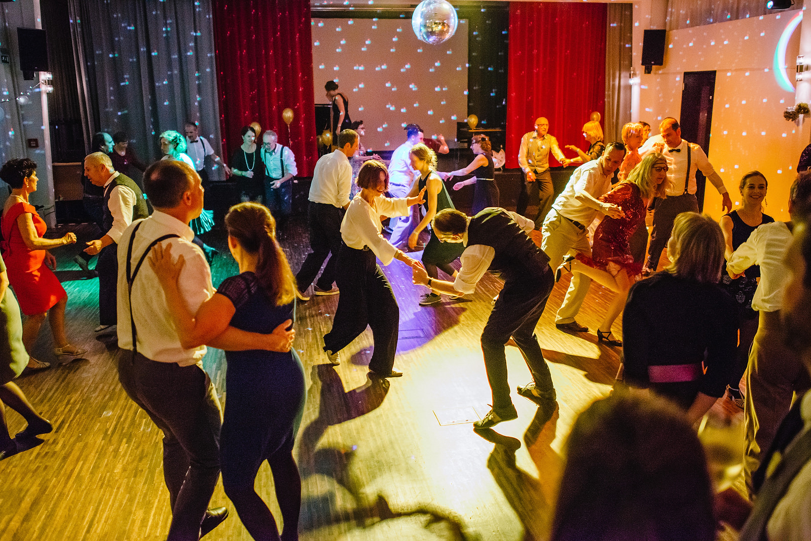 Fotograf Konstanz - Lindy-Hop Swing Silvester Party  - 1 -