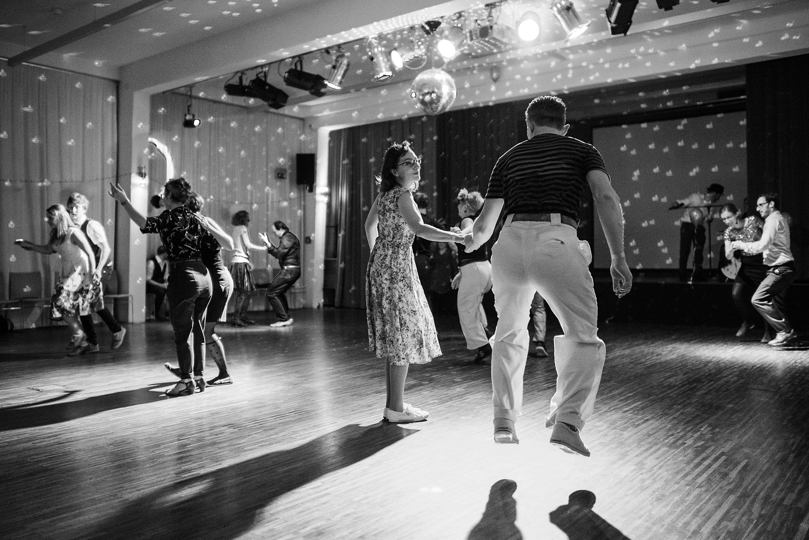 Fotograf Konstanz - Lindy Hop Swing Silvester Party Fotograf Konstanz EFP 22 - Lindy-Hop Swing New Year's Eve Party  - 23 -