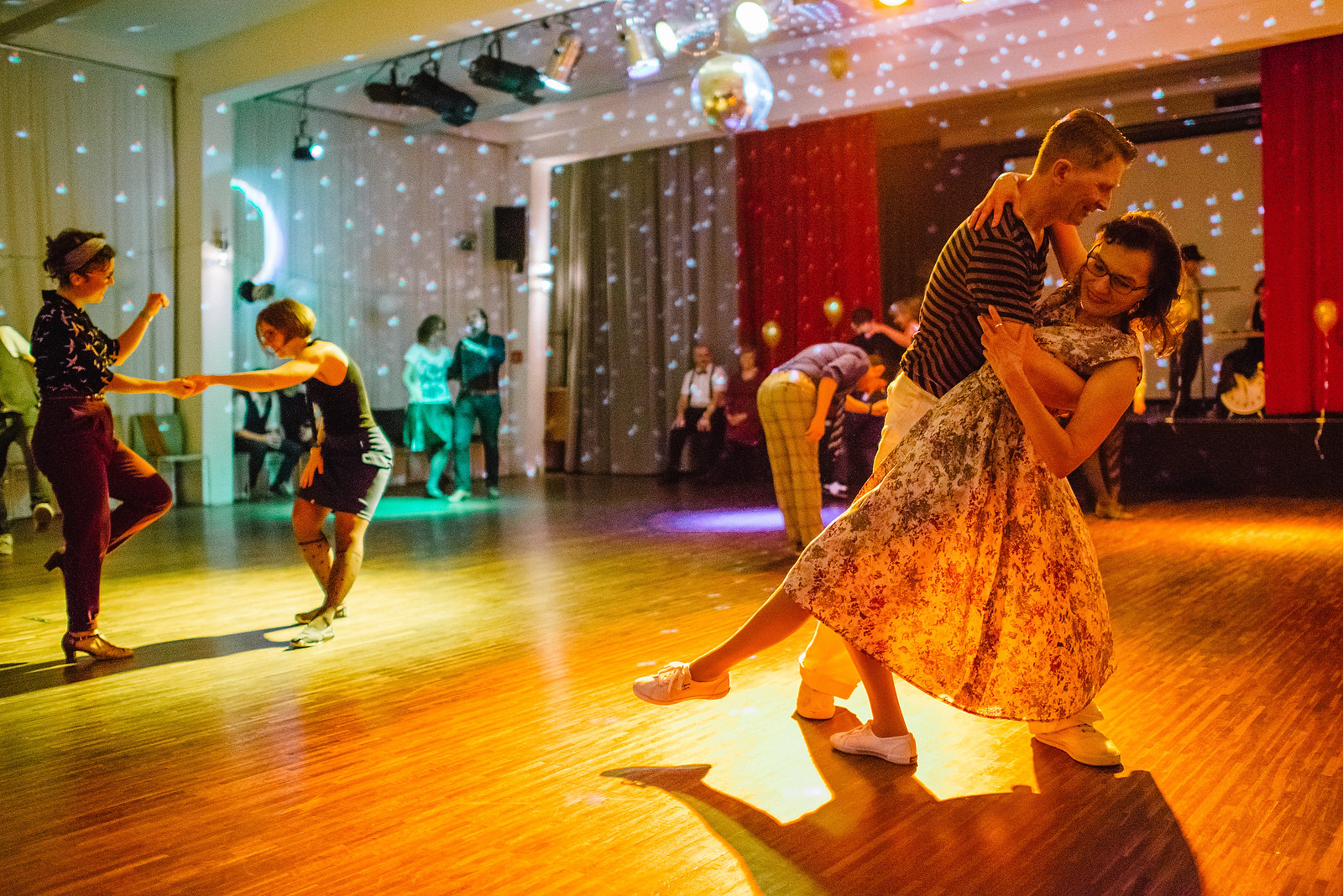 Fotograf Konstanz - Lindy-Hop Swing Silvester Party  - 24 -