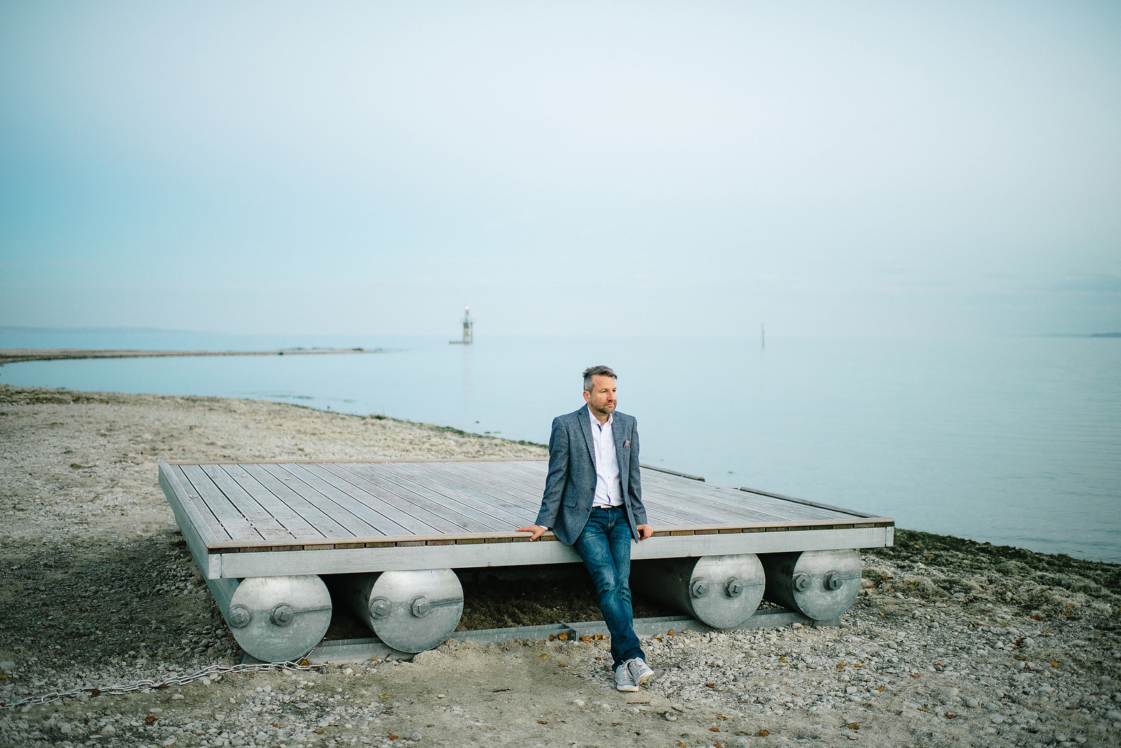 Fotograf Konstanz - Business Portrait Shooting at Lake Constance  - 8 -