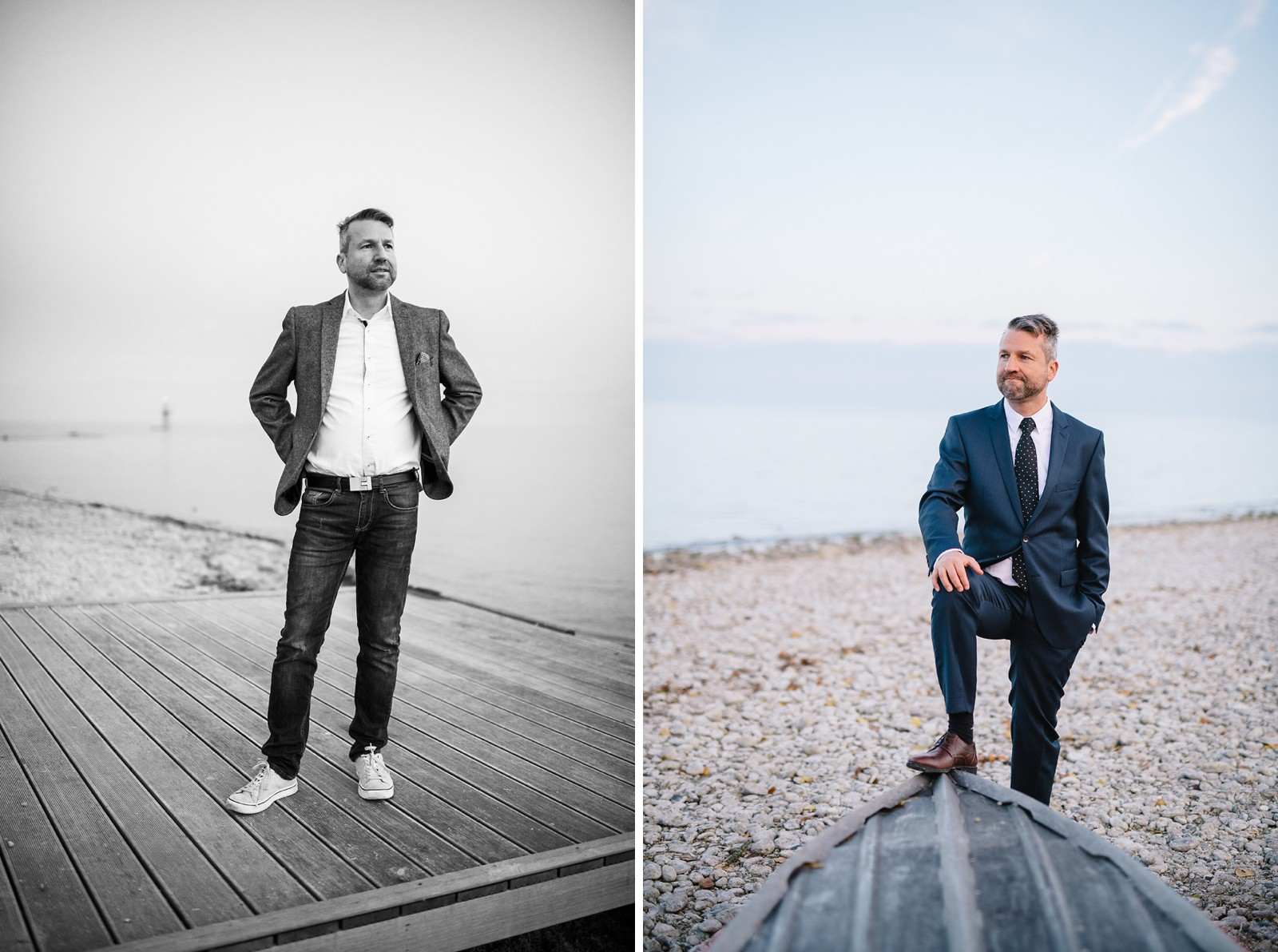 Fotograf Konstanz - Business Portrait Shooting at Lake Constance  - 4 -