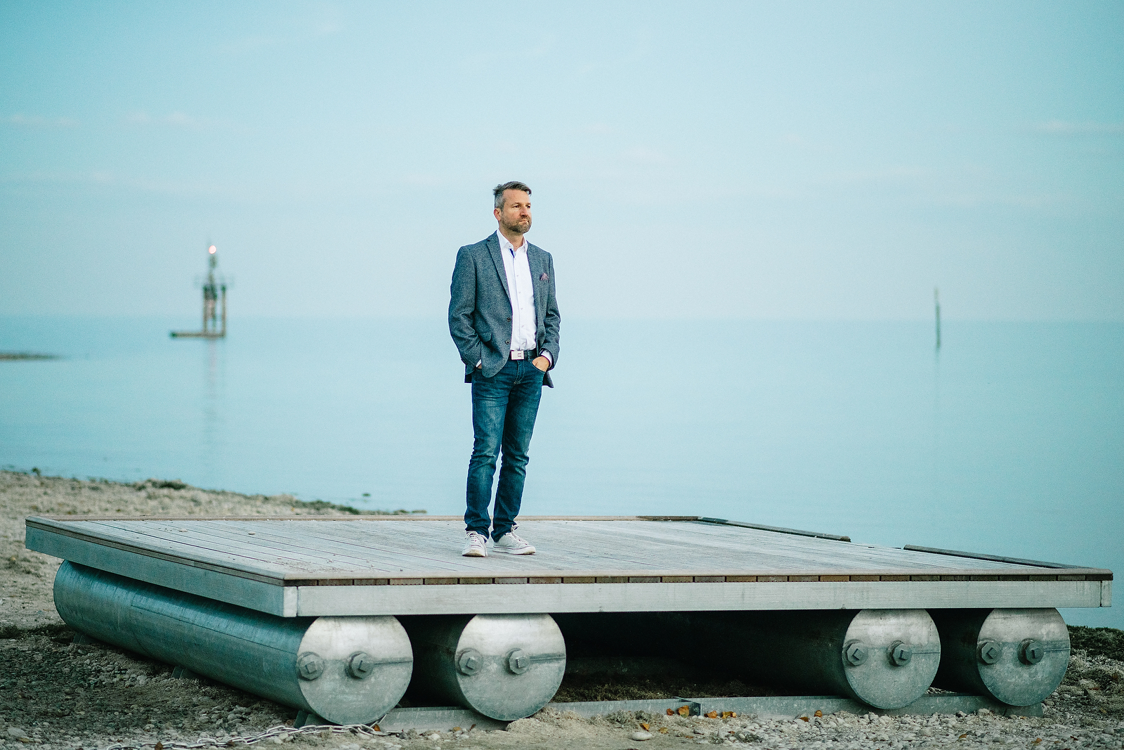 Fotograf Konstanz - Business Portrait Shooting at Lake Constance  - 13 -